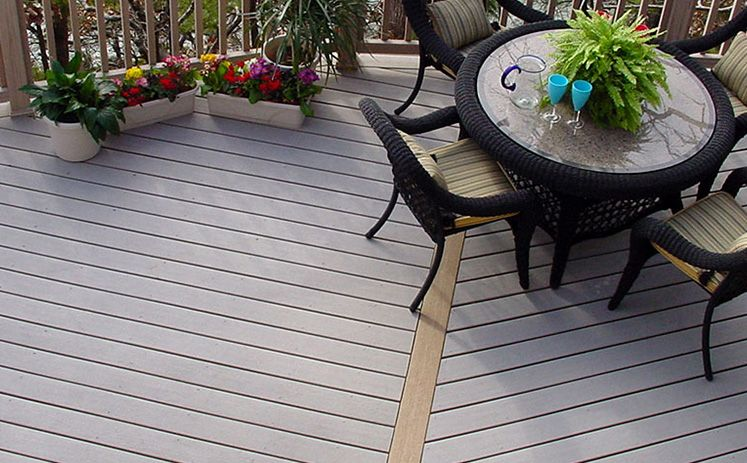 Cheap Composite Decking Material Wood Plastic Composite Flooring Composite Decking Composite Wood Deck Wpc Decking