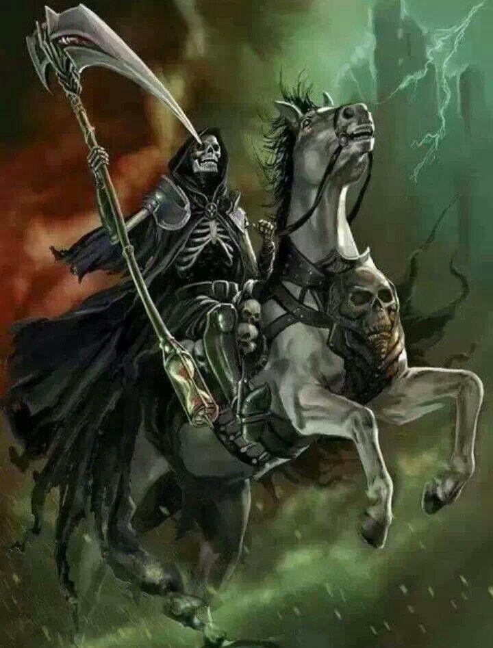 Death And Pestilence Tattoo Designs Pinterest Death Grim Reaper And Dark