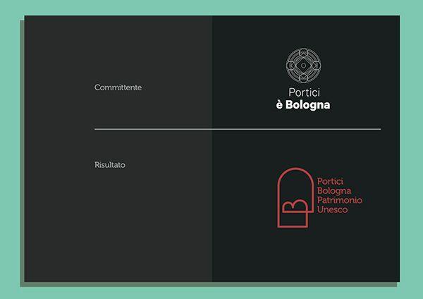 Portici di Bologna on Behance