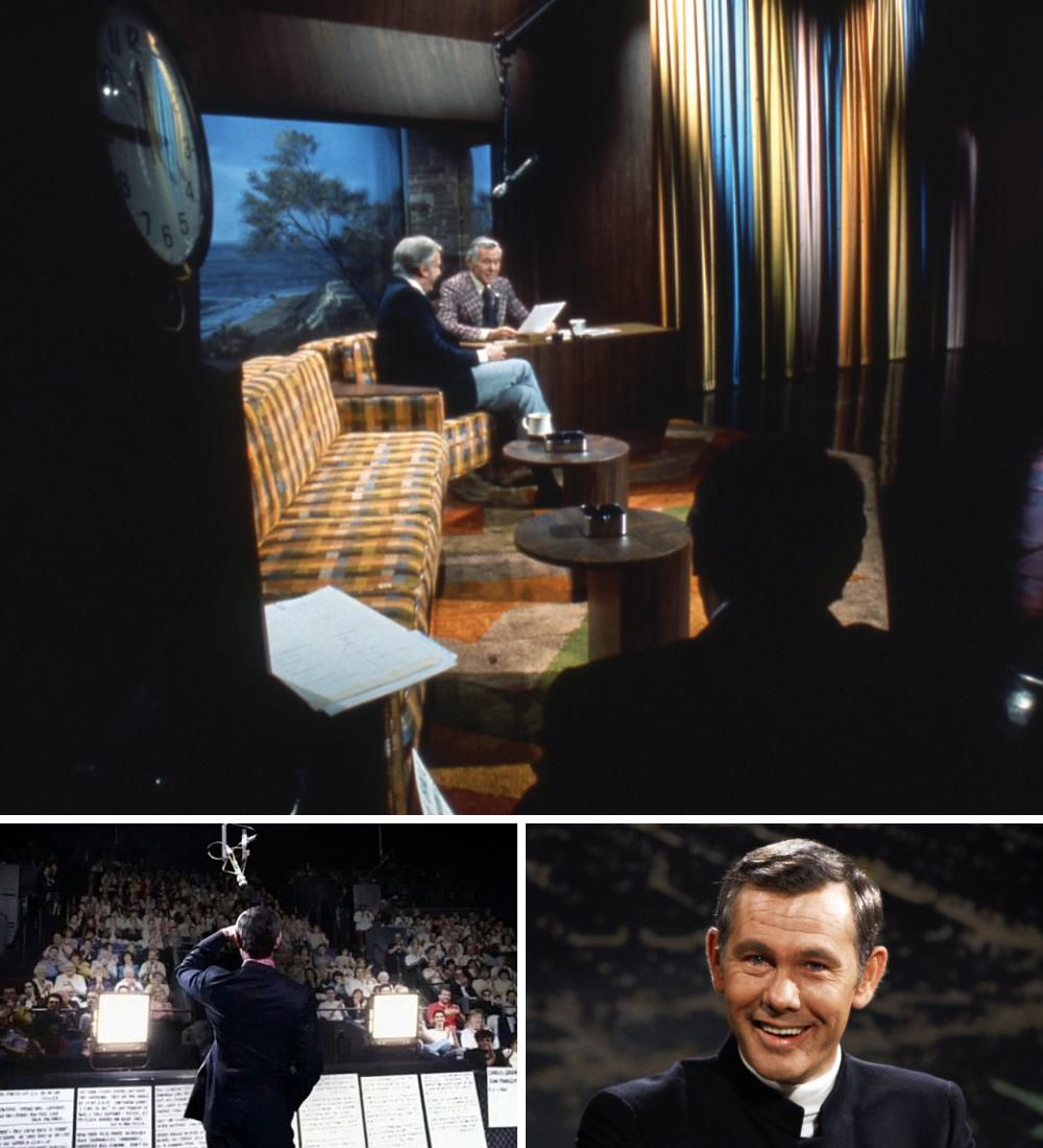 The Tonight Show starring Johnny Carson (1962-92, NBC ...