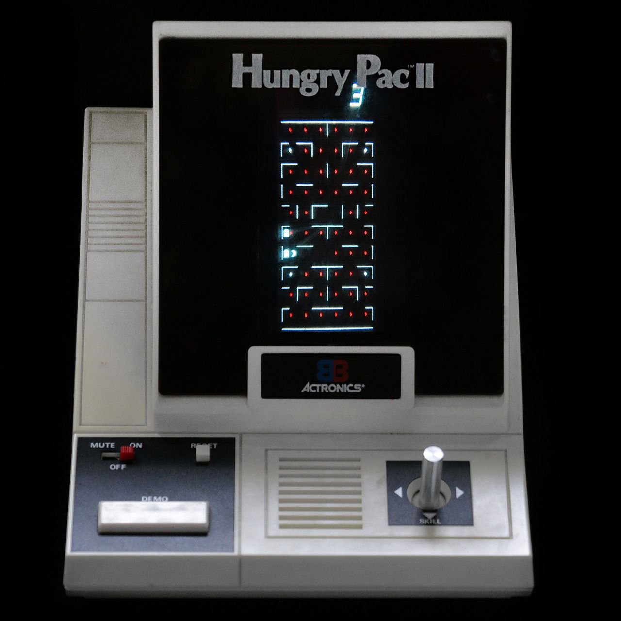 Hungry Pac II Tabletop Video Game | Vintage Video Games | Pinterest ...