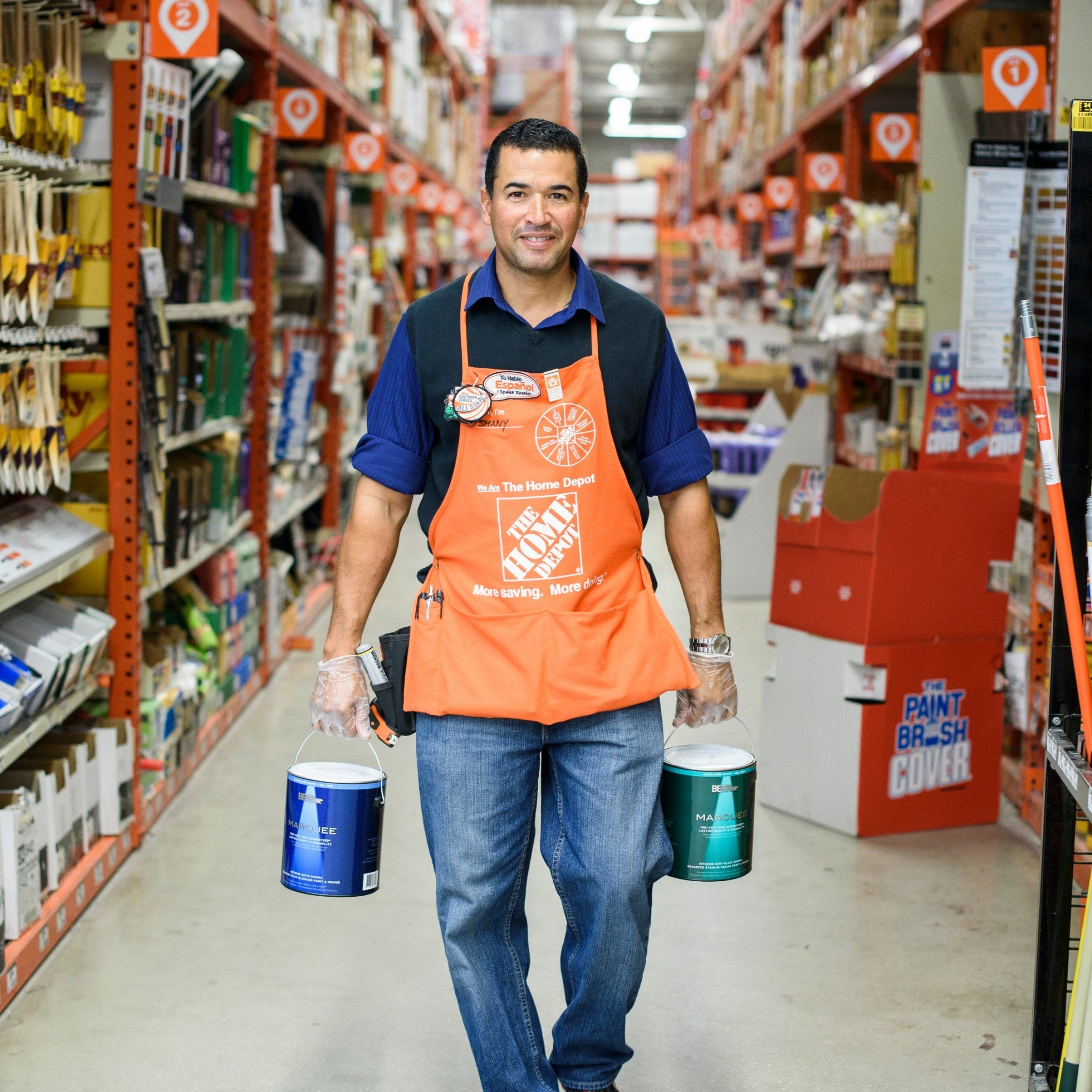 ten things nobody told you about home depot home depot on home depot paint sales this week id=26258