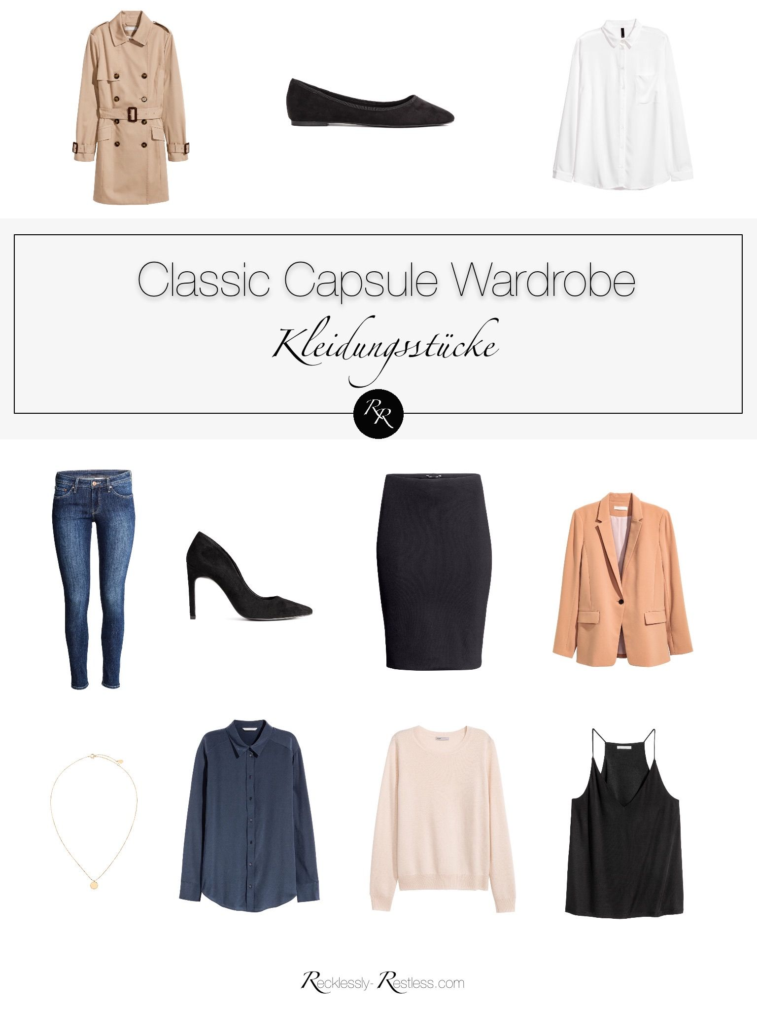 Stil Serie: Der klassisch zeitlose Stil | Klassischer