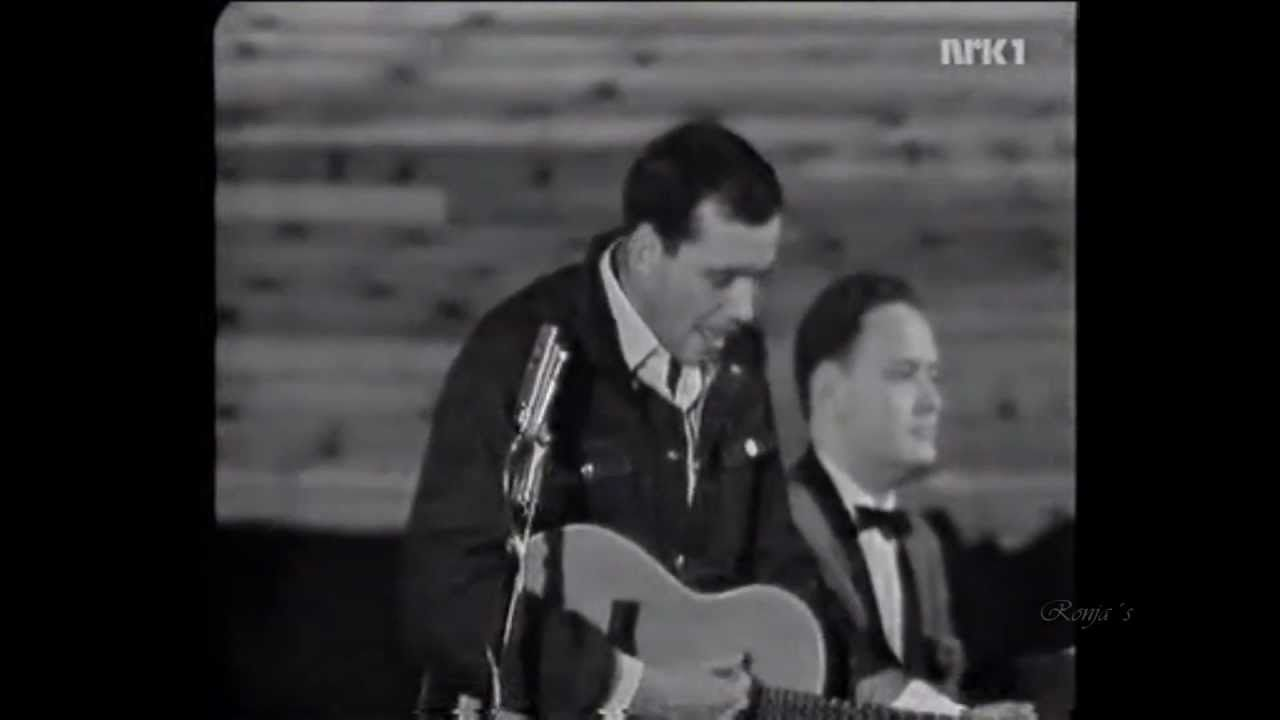 "Bobby Bare -  ""Jambalaya"" ((Oslo 1964))"