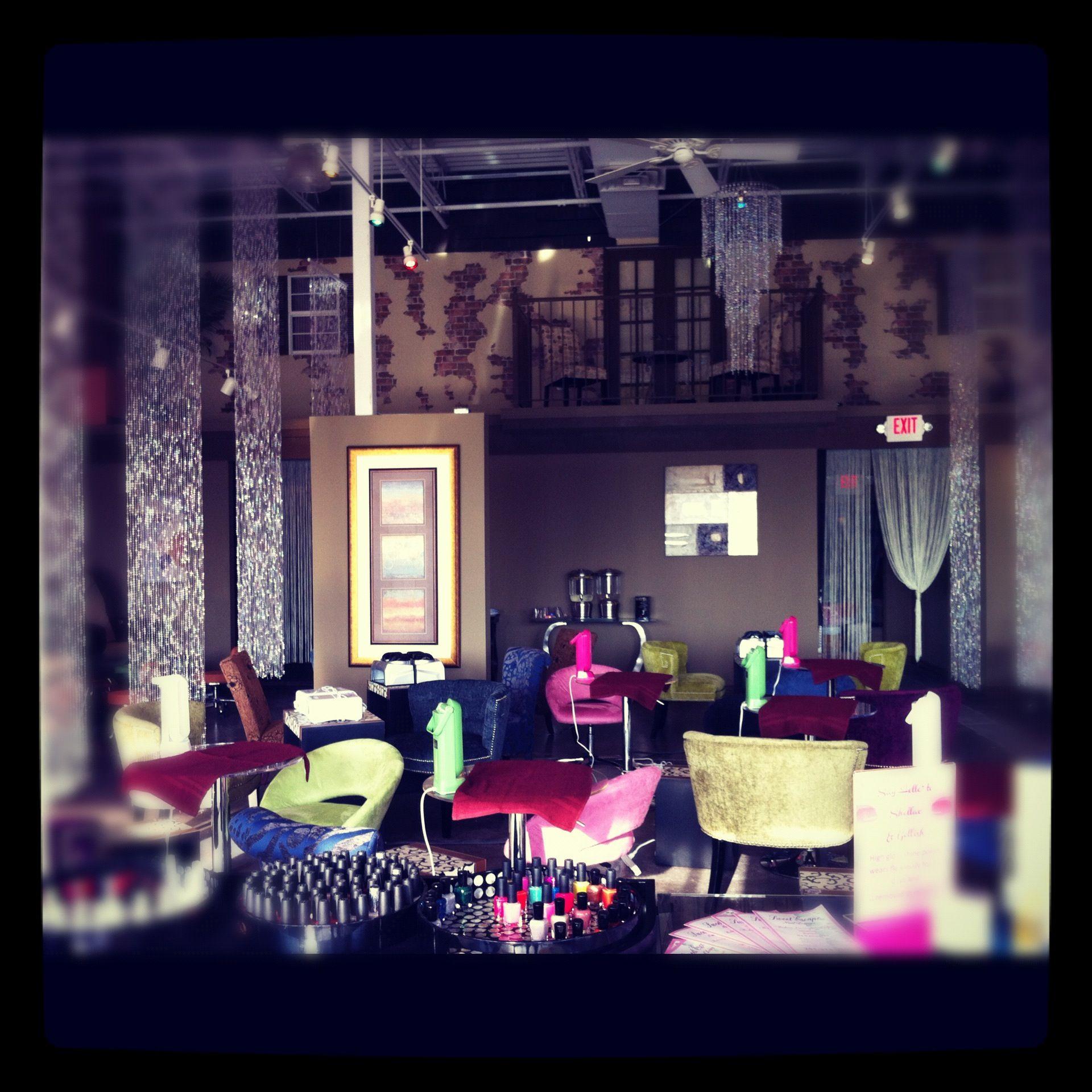 Sweet Escape Nail Lounge Sugar Land, TX   nails   Pinterest   Sugar ...