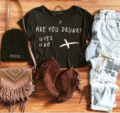 Image via We Heart It #accessories #clothes #drunk #fashion #girly #grunge #heels #shoes #words