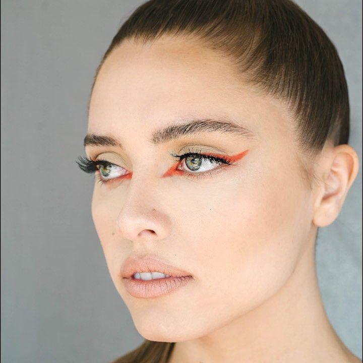 "Stephanie Brinkerhoff on Instagram: ""Major boss babe @wrenparker 🙌🏻 Look inspired by my makeup idol @missjobaker 🙏🙏🙏 #hairandmakeupbysteph #makeup #bossbabe #hairandmakeup…"""