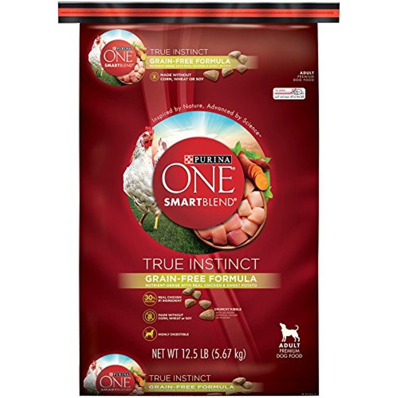 Purina ONE SmartBlend True Instinct Grain Free Nutrient Dense