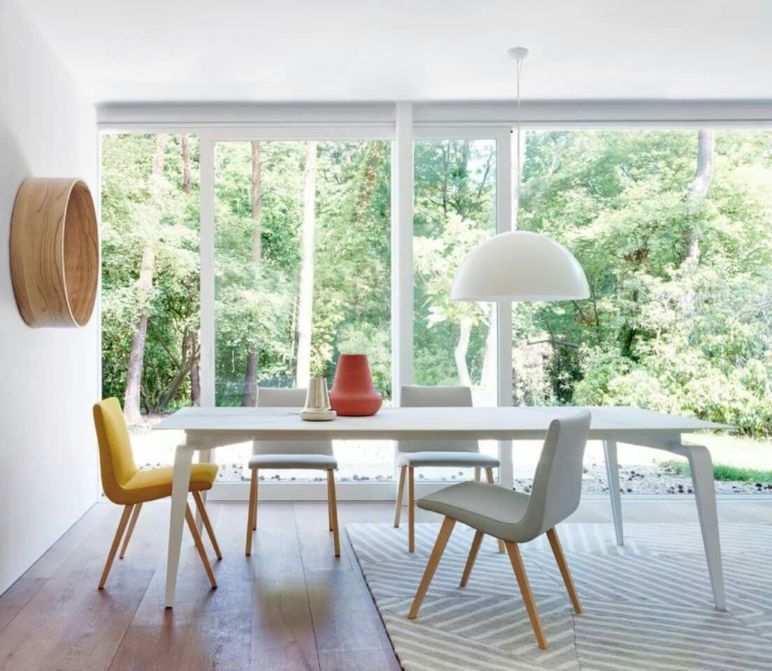 Island dining chair by ligne roset modern dining chairs los angeles - Tv Chairs In January Ligne Roset Has Chosen To Reproduce This Original Chair From The Career Of Pierre Paulin The Pure Simplicity Of