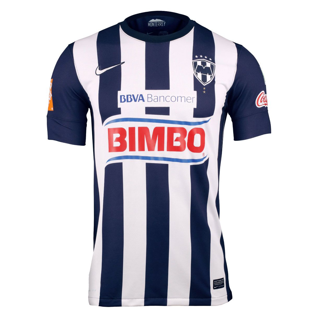 Jersey Nike Monterrey Casa 12 13  e448c2a901ad1