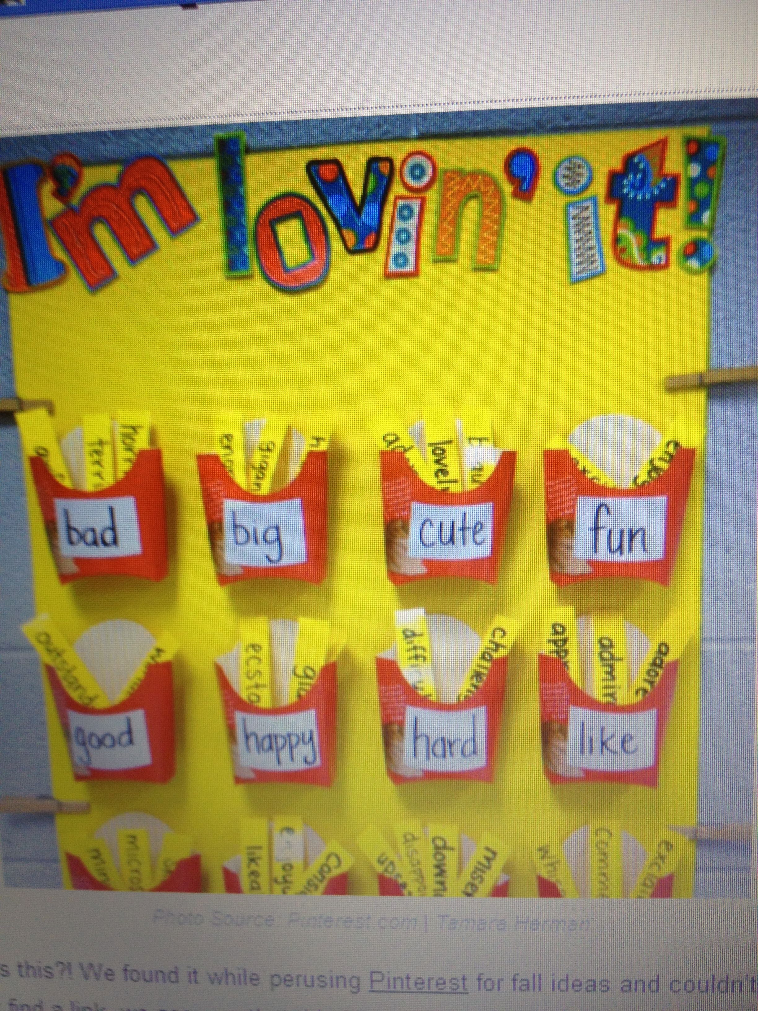 Synonyms Board (could use as a challenge for my students ... - photo#8