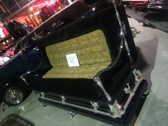 Pin On Coffin It Up