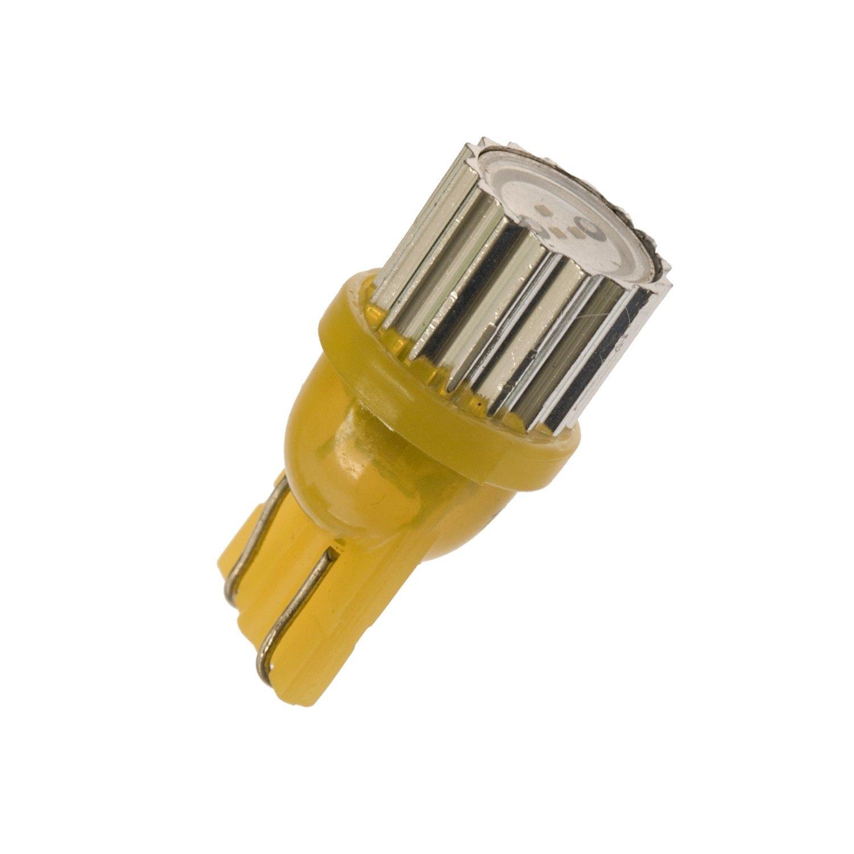 Högintensiv Led Lampa T10 W5w 10 30v Orange Diod Orange Lampor