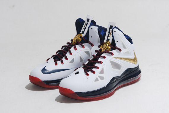 Nike LeBron X+ \