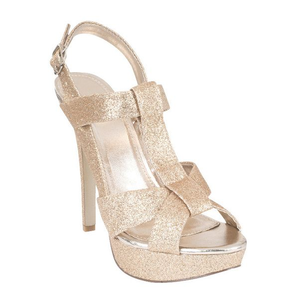 6377818e4e13 Womens High Heels You ll Love - Payless Shoes Supply Co. Paparazzi Gold Payless  Shoes  39.95