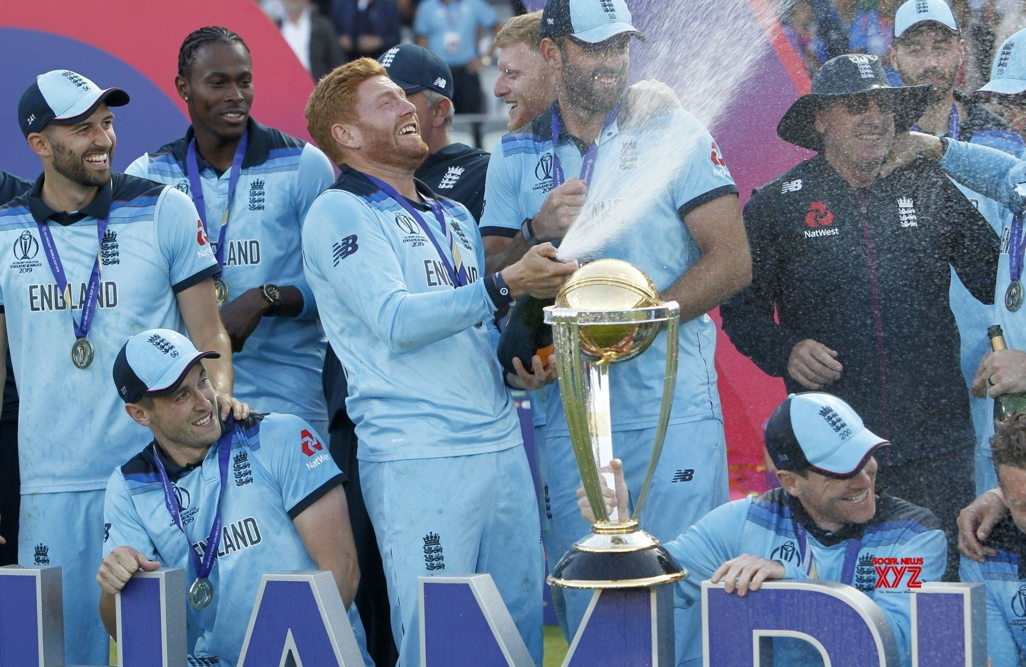 London England 2019 World Cup Final New Zealand Vs England Batch 53 Gallery World Cup Final World Cup Cricket World Cup