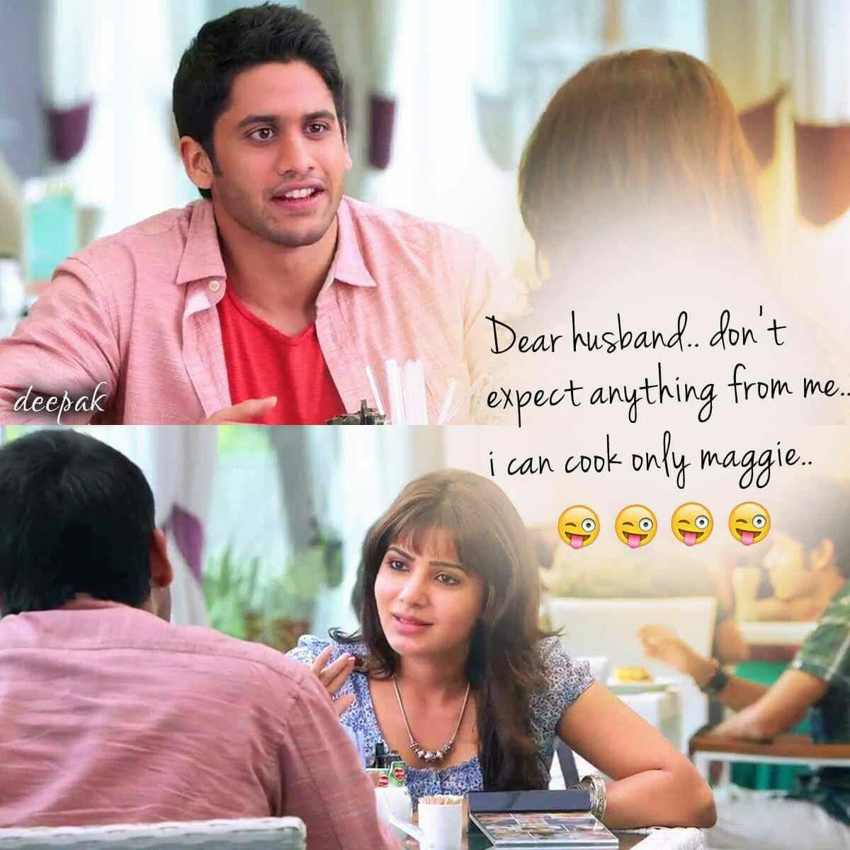 Yaaaaaa It S Me Lareefa Movie Love Quotes Funny Girl Quotes Tamil Movie Love Quotes