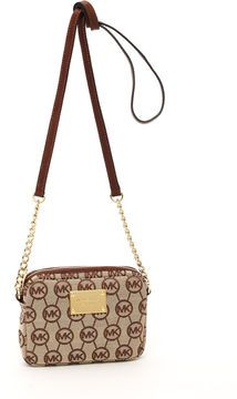 9b8d283034a2b5 MICHAEL Michael Kors Monogrammed Crossbody Bag on shopstyle.com ...