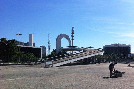 arquiteturismo 081.05 passeio urbano: Visita ao Memorial da América Latina | vitruvius