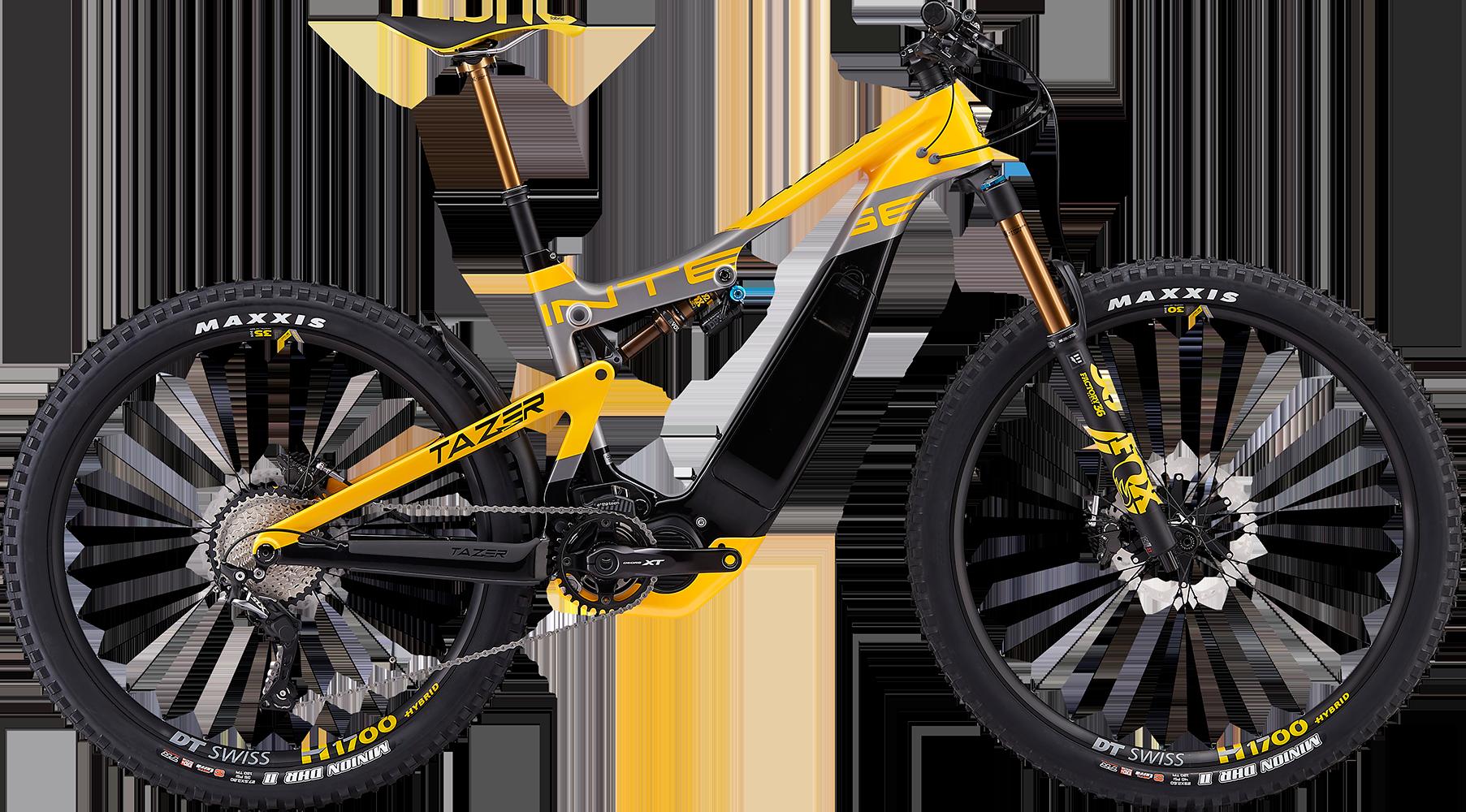 Intense Tazer Emtb 2019 Intense Bikes Ebike Electric Cycle