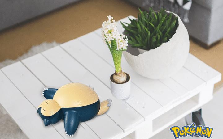 Teknofun Lampes Led Pokemon Rondoudou Pikachu Evoli Et Ronflex Mini