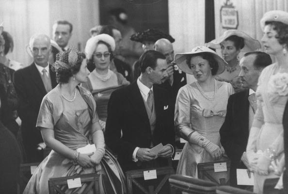 Princess Beatrix, 1957