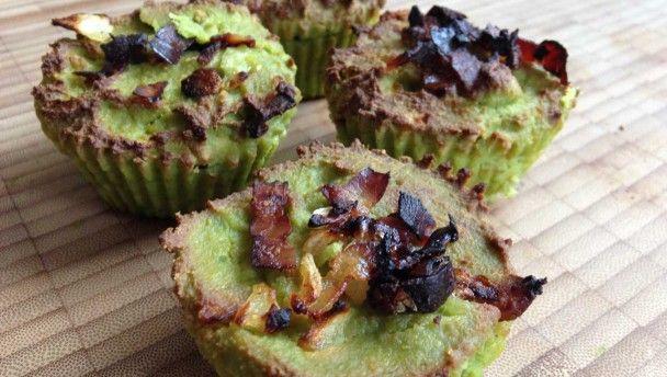 avocadomuffins mit speck rezept paleo snacks pinterest power fr hst ck paleo und gedicht. Black Bedroom Furniture Sets. Home Design Ideas