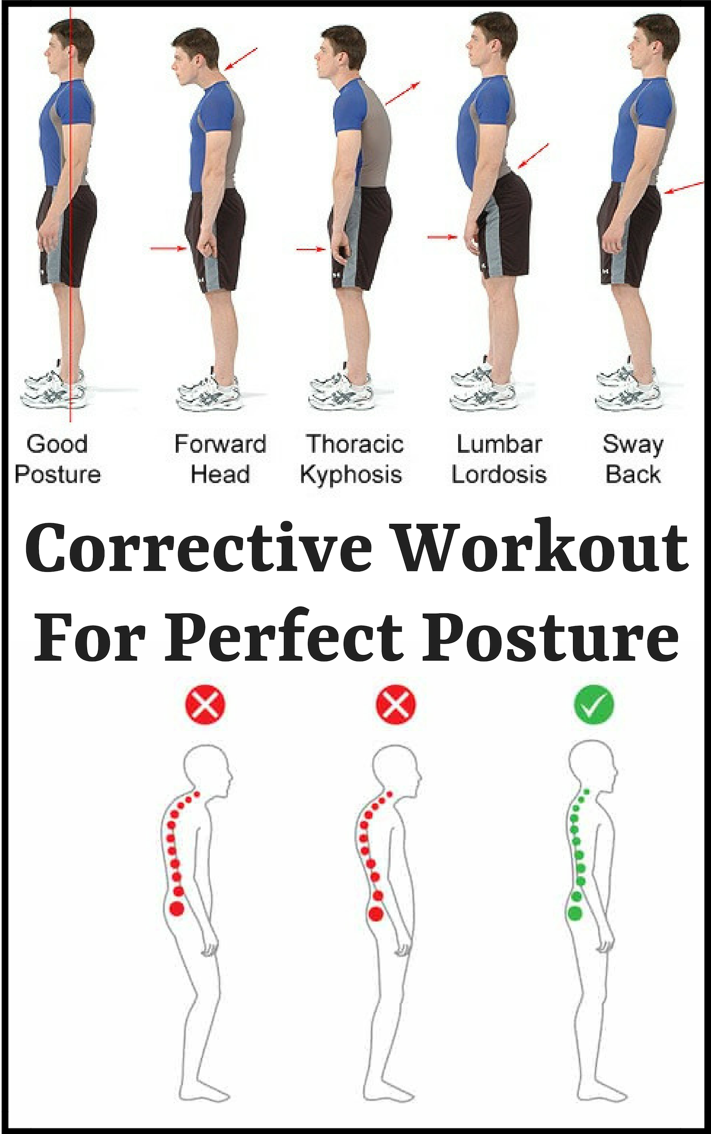 Do This Effective 8 Minute Corrective Workout For Perfect