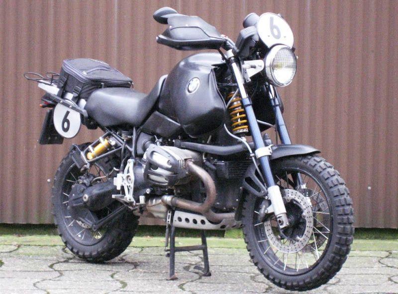 Custom Scramblers Bike Bmw