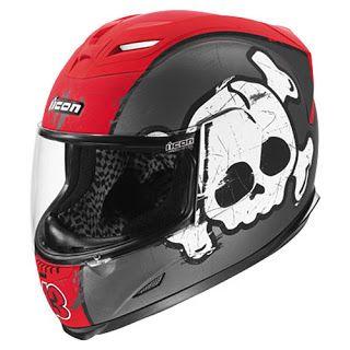 Como pintar el casco de una moto