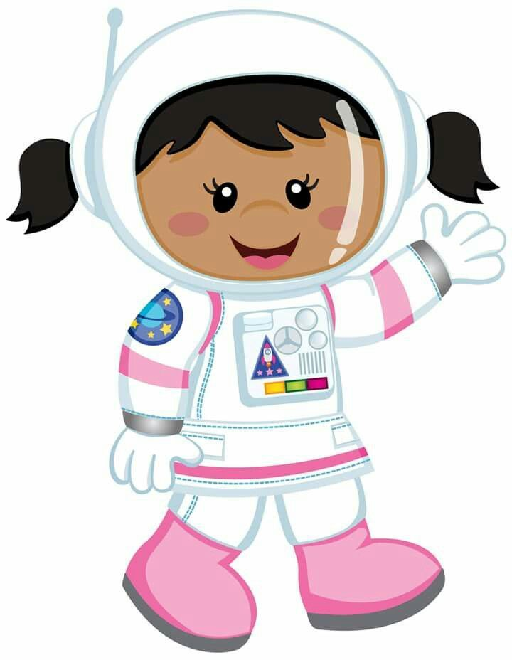 Image result for girl astronaut images clipart | Space ...