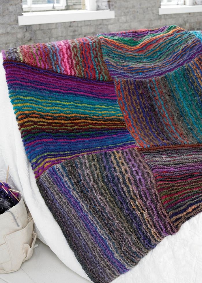 Noro Family Pattern Book : Noro Patterns : Designer Yarns