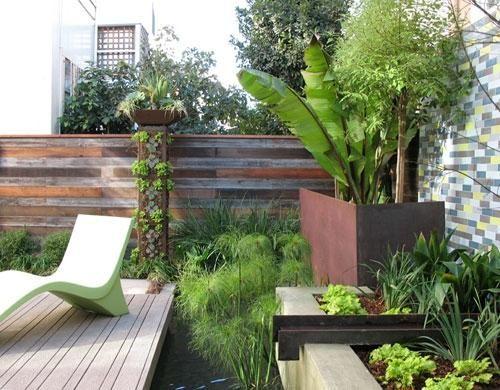 Innovative Materials - Gallery - Garden Design ...