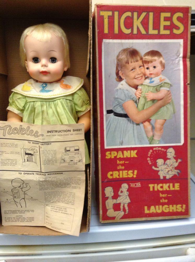 Cry baby spank