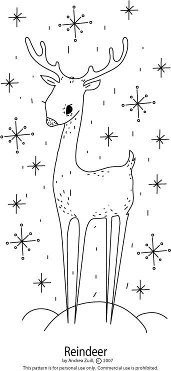 Reno Navidad A Lawson Pinterest Embroidery Patterns And Free