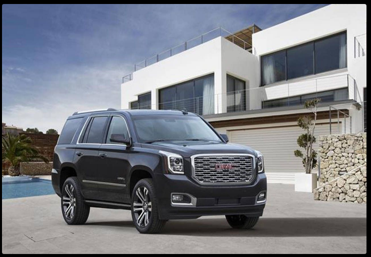 The 2019 Gmc Yukon Xl Offers Outstanding Style And Technology Both
