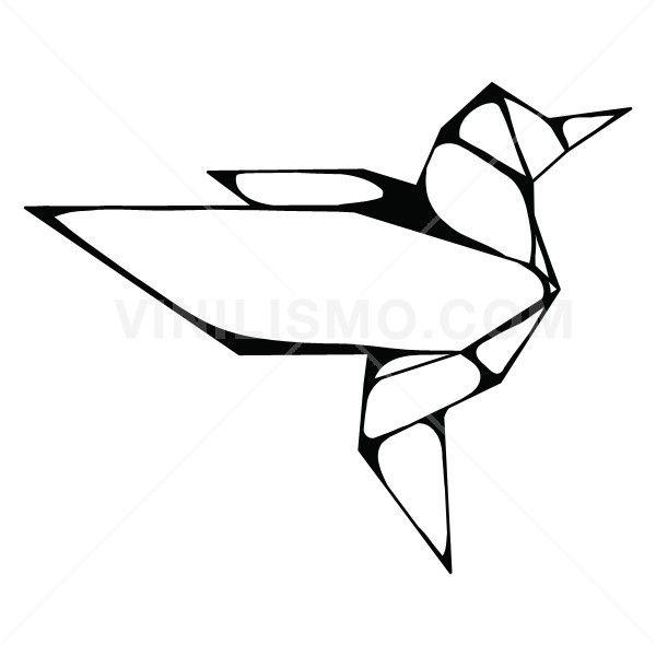 colibri origami - Buscar con Google   Draw   Pinterest ... - photo#16