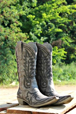 Cowboy boots, Old Faithful Boots