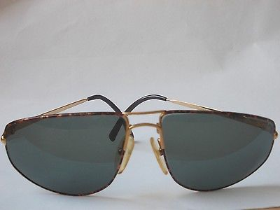 Vintage Carrera 5536 Sunglasses Austria w/ Leather Case [Ultrasight Lenses]