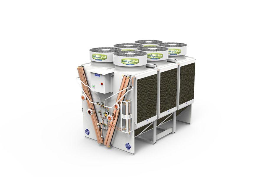 Emeritus Commercial Air Conditioning Evaporative Coolers
