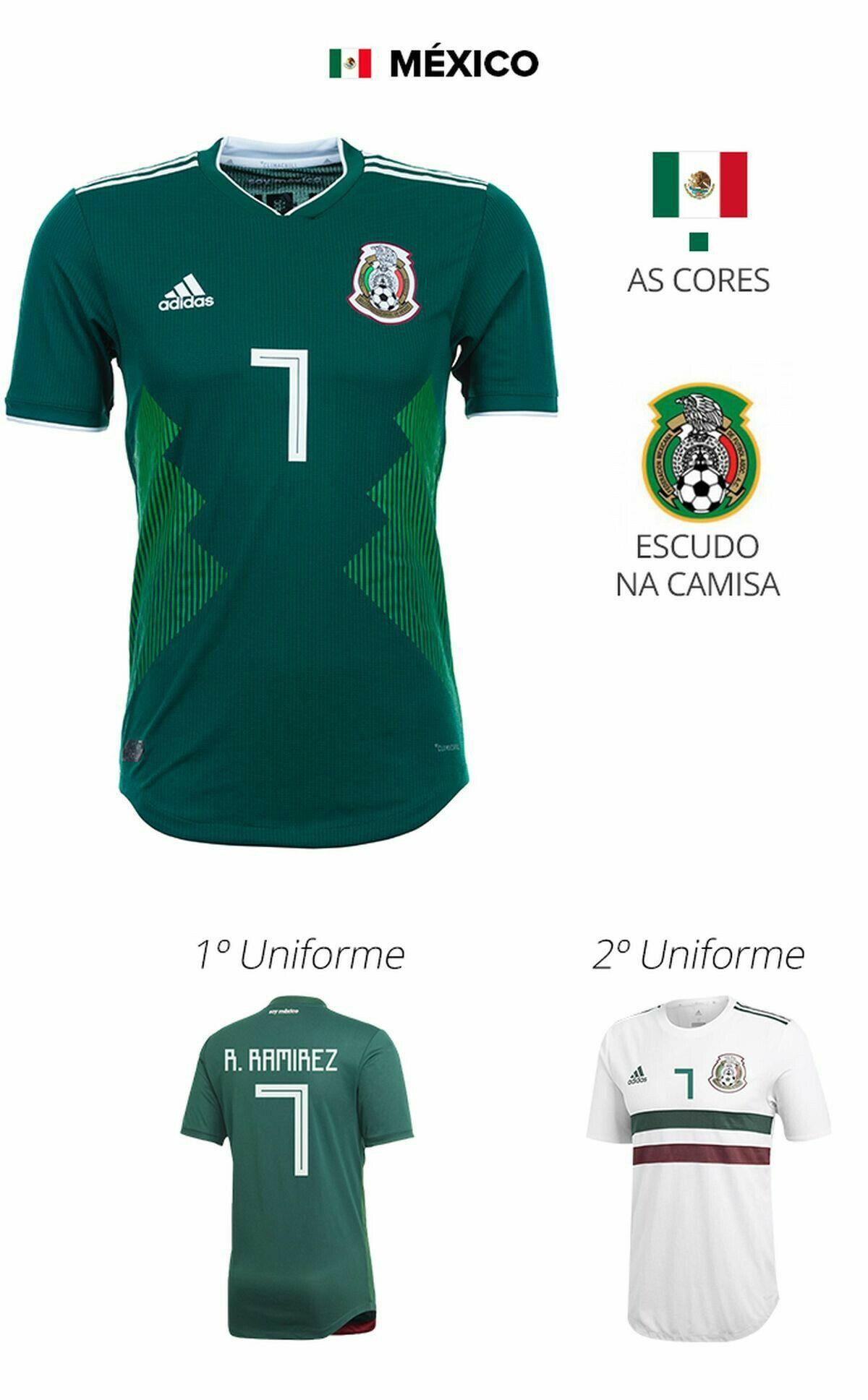 a1fcbec4168f4 México Seleccion Mexicana