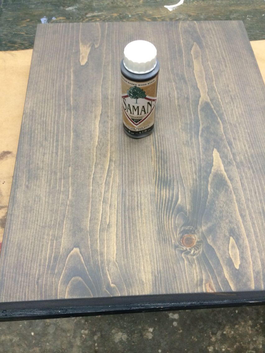 Saman Castle Stone Stain On Fir Wood Stain Projects In