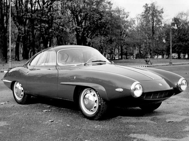 Alfa-Romeo Giulietta Sprint Speciale