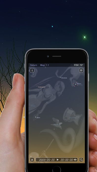 Star Rover - Stargazing and Night Sky Watching by EEFan Inc. is now Free for a limited time!