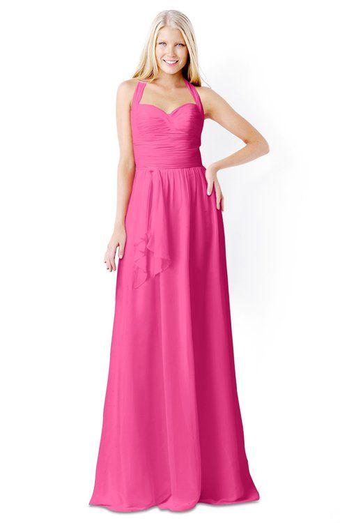 58d513eccb1c Modest Trumpet Elbow Length Sleeve Zip up Chiffon Floor Length Bridesmaid  Dresses
