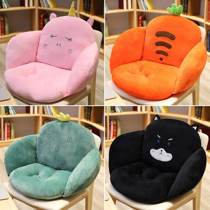 Thick Large Pillow Office Chair Cushion, Home Goods Chair Pillows