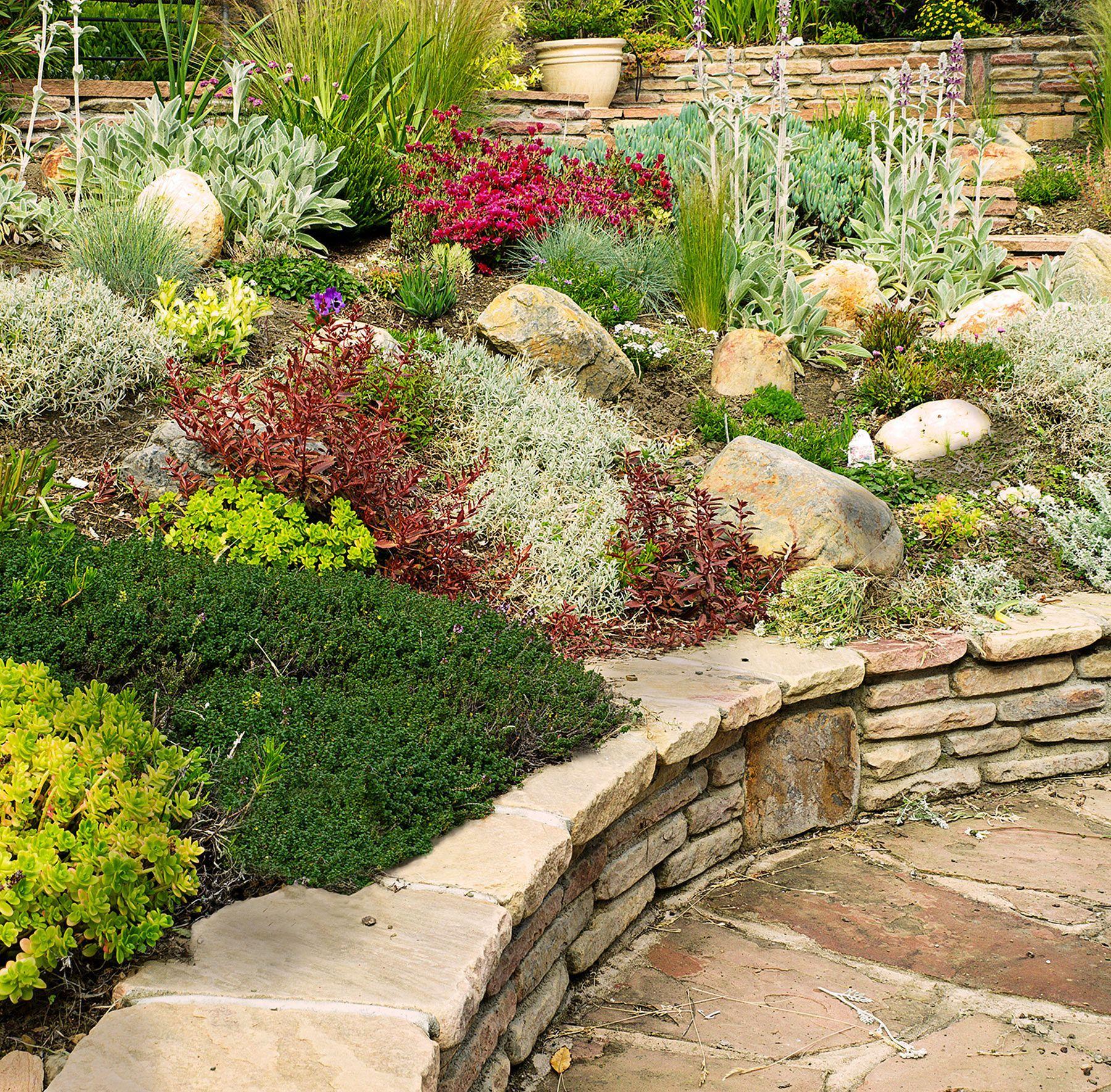 55+ The Rock Garden Design Ideas For Exciting Garden
