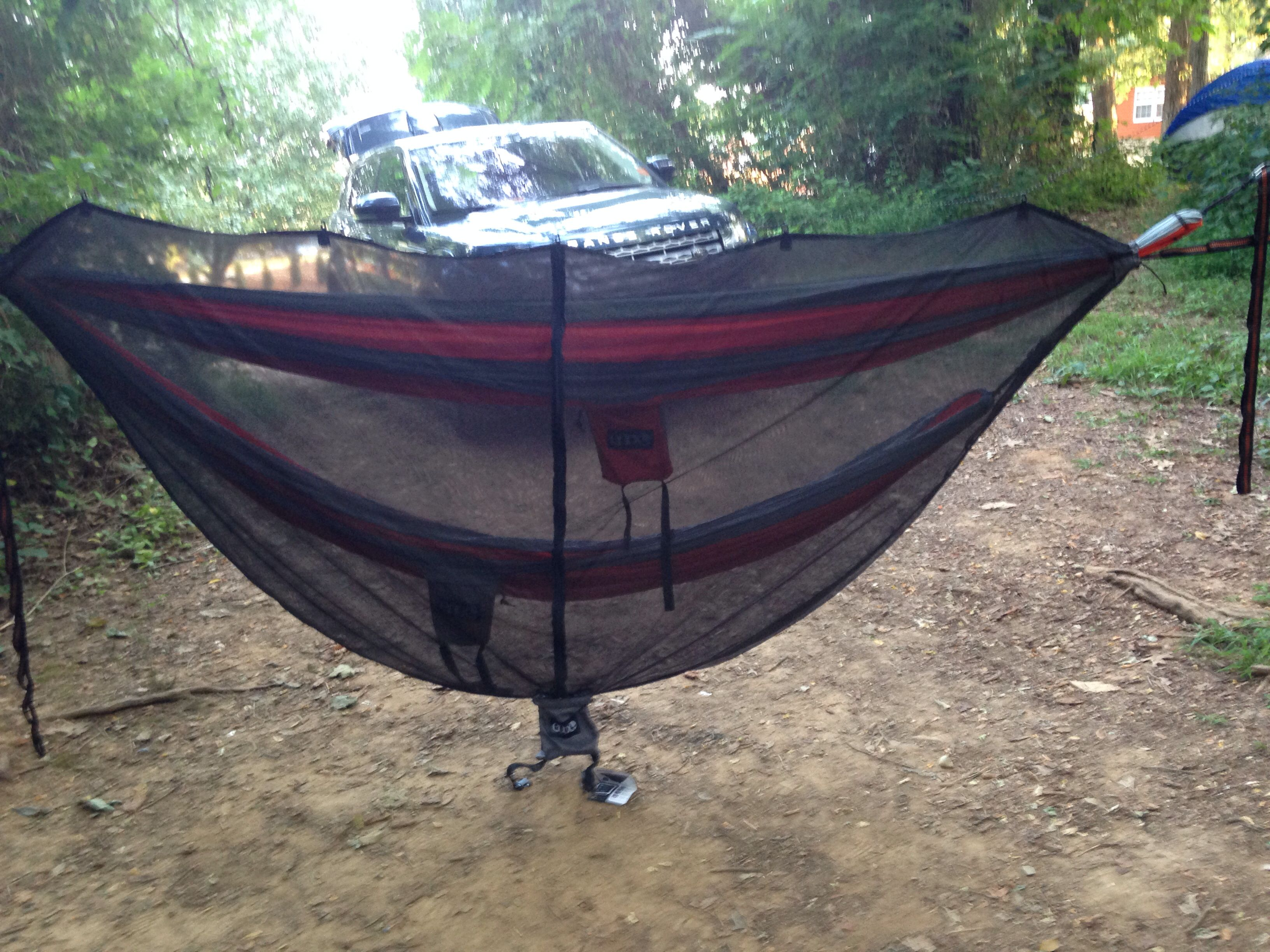 Bunk Bed Eno Hammocks With Mosquito Net Happy Camper