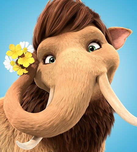 Peaches   Ice age, Ice age movies, Ice age collision course