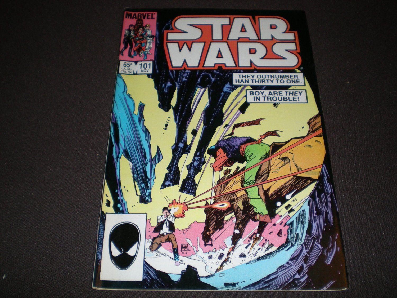 Star Wars 101, Nov 1985, Marvel Comics S2 Rare HTF by